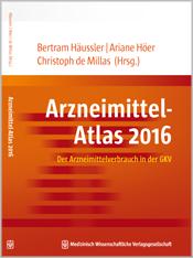 Cover Arzneimittel-Atlas